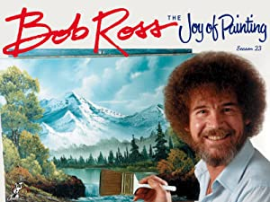 The Joy Of Painting - Bob Ross DVDs
