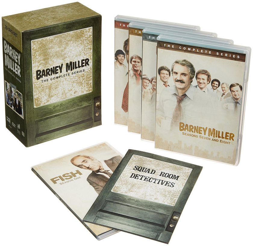 Barney Miller DVD Sets and Collections