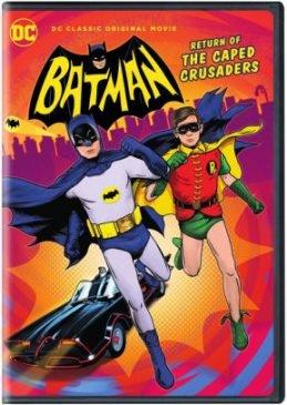 Batman DVDs