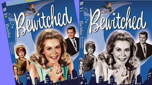 Bewitched Complete DVD Collection