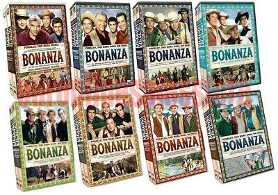 Bonanza TV Series DVDs