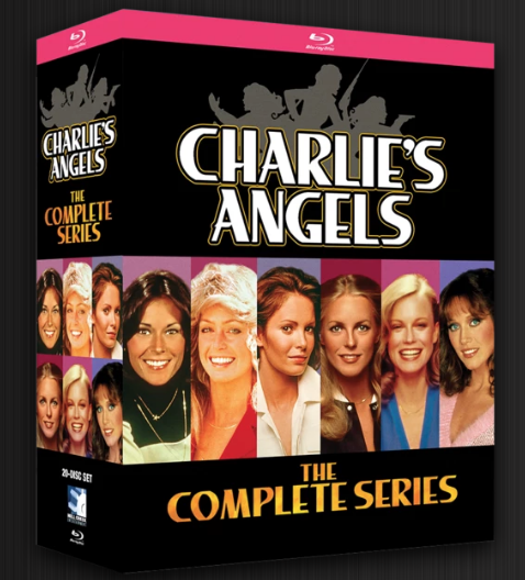 Charlie's Angeles Complete DVD Series