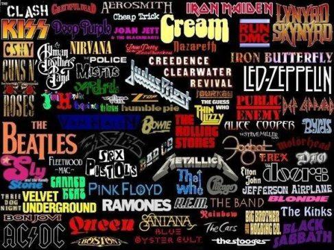 Classic Rock Music CDs
