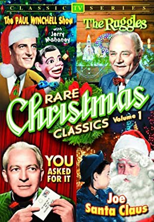 Classic TV Christmas Show DVDs