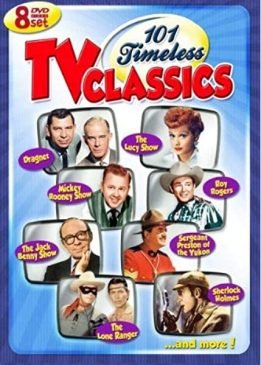 Classic TV DVDs