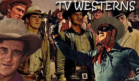 Classic TV Westerns DVDs