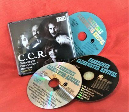 Creedence Clearwater Revival CDs & Vinyl