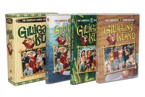 Giligan's Island Full DVD Collection