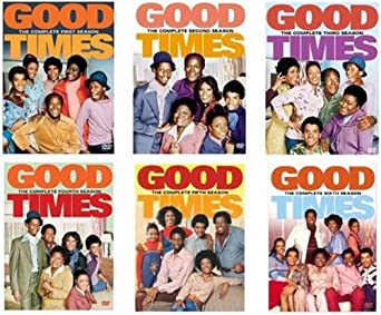 Good Times DVDs