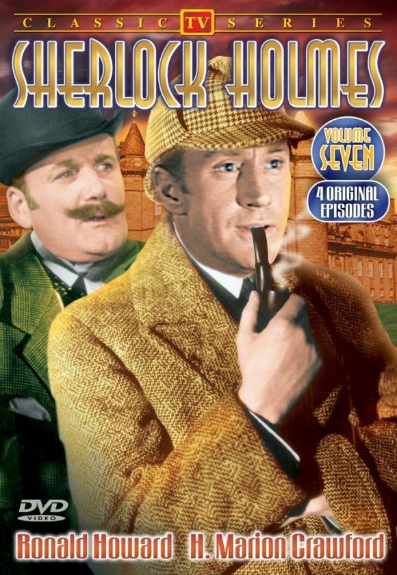 Sherlock Holmes DVD Sets