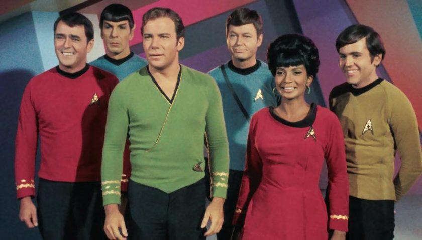 Scene Final - Trek Star