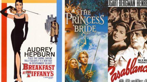 Classic Romance Movie DVDs