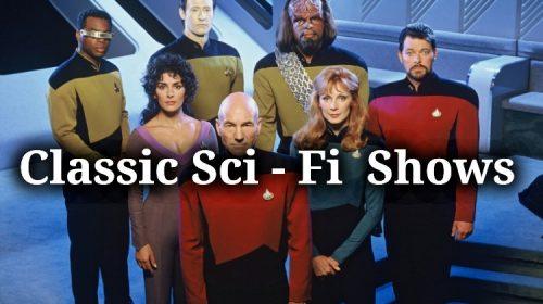 Classic Sci - Fi Shows