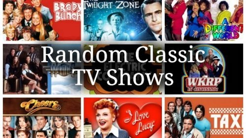 Random Classic TV Shows