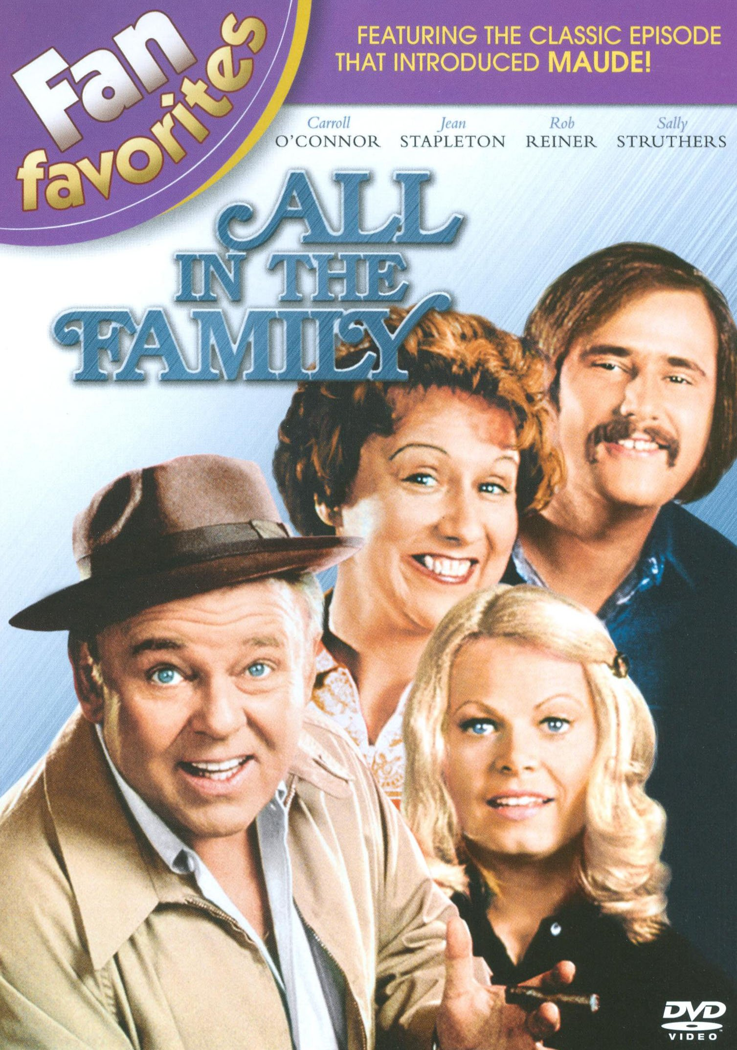 All In The Family DVD Collection