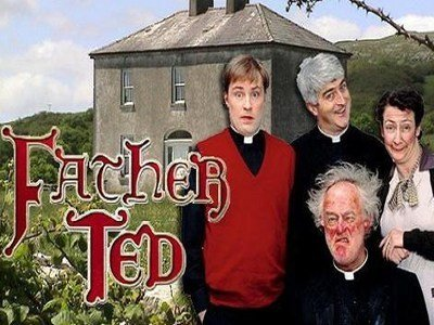 Father Ted DVDs
