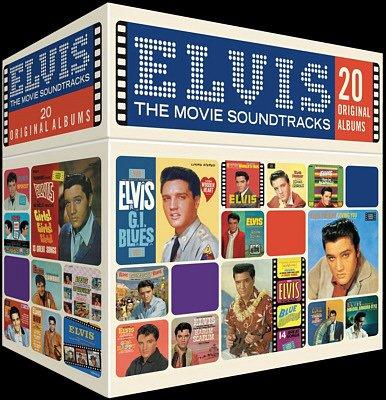 Elvis Presley DVDs & CDs