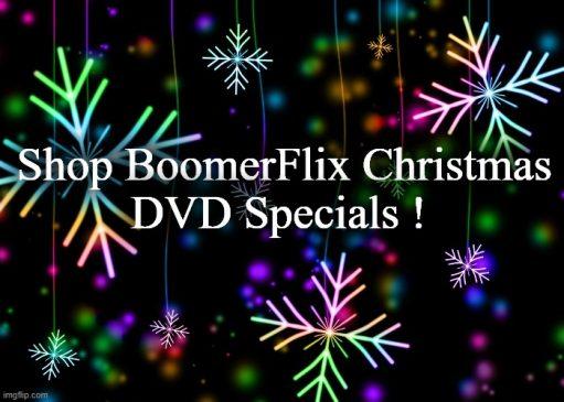 BoomerFlix DVD Christmas Specials